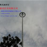 四川升降式高杆灯生产厂家