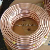 供应耐腐蚀H65黄铜管  高纯T2紫铜盘管