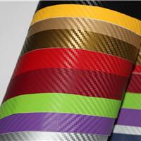 TPU2D编织纹刻字膜厂价