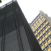 供应金属网格铝拉网板