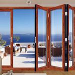 德来客给你一个较好的家――阳台折叠门系列 折叠门品牌