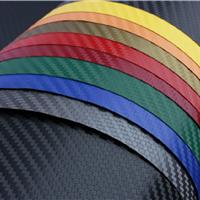 TPU2D编织纹热贴膜工厂