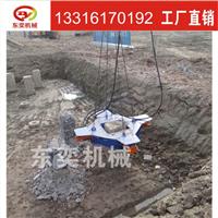 混凝土工程用最新破桩头机械,破桩机价格