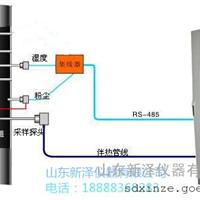 砖厂cems烟气连续排放检测系统
