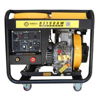 供应190A柴油发电电焊两用机