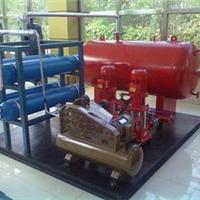陕西省西安市消防气体顶压给水设备