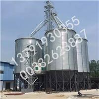粮油储存钢板仓,建材用储存自动化设备