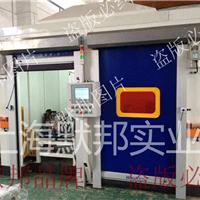 专业定制默邦品牌焊接快速门,焊接防护门