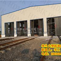 工厂电动折叠门价格、厂房电动折叠门厂家