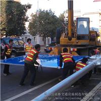 交通标志杆防护装备制造