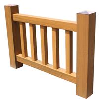 供应 德重新材护栏产品
