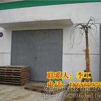 大型02J611-1钢大门、M22防风砂钢大门价格