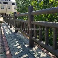 深圳东记水泥  仿木栏杆