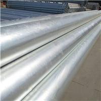 华信达供应Q235镀锌管,热镀锌方矩管