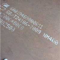 nm400耐磨钢板现货直销