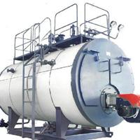 供应菏泽花王WNS1-1.0-Y(Q)蒸汽锅炉价格