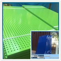 彩色喷漆镀锌板冲孔网、冲孔板,冲孔均匀