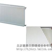 供应河南省郑州市孟州板式散热器价格品牌