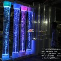 武汉水景柱,亚克力水柱报价,圆管泡泡柱