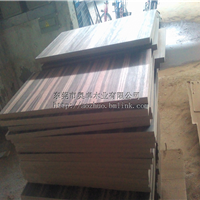 供应中纤板、夹板、大芯板贴木皮、木皮拼花
