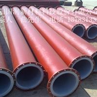 工厂水处理钢衬塑管道