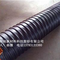 安阳1米钢带缠绕排污排水波纹管