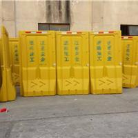 供应山东塑料围栏围挡水马 市政水马围挡