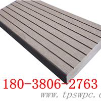 供应14040空心木塑地板   广东木塑厂家