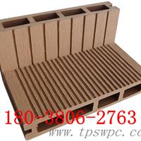 供应14025实心木塑地板   广东木塑厂家