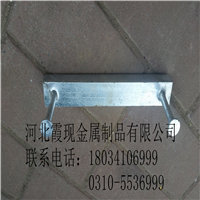 厂家供应38*23地下管廊支架预埋槽钢