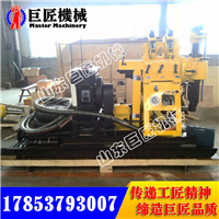 XYX-200轮式钻机巨匠打井机蝉联销售冠军