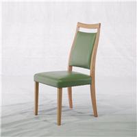 供应实木餐椅肯尼迪总统椅北欧餐厅椅子