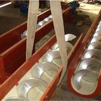 不锈钢无轴螺旋输送机耐高温无缠绕出厂价格