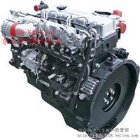 东风锐铃多利卡发动机总成ZD28/30曲轴缸体