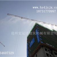 供应360度塔吊喷淋除尘系统降尘设备