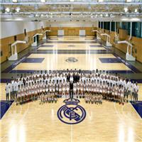悬浮式运动地板  篮球场专用地板翻新
