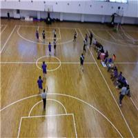 运动专业地板 体育室内地板施工