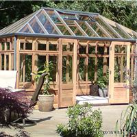 阳光房 暖房 木制阳光房供应