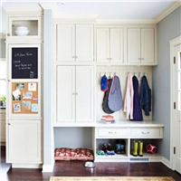 铂芬全铝家居衣柜鞋柜定制各种全铝家居型材