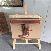 牡丹江纯铜檐沟 定制纯铜排水槽价格