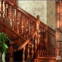 楼梯新疆克拉玛依西边亮艺术楼梯高端典范