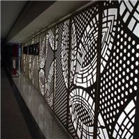 镂空艺术图案铝单板吊顶幕墙材料厂家