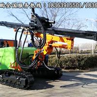 力高信潜孔钻机钻车420E 工程打炮眼作业