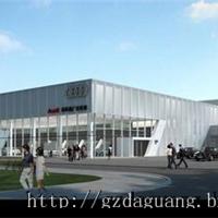 湖北省奥迪4s店外墙装饰板/外墙装饰板厂家1