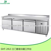 供应厨房工作台冷柜
