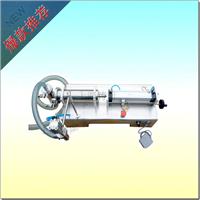 单头液体定量灌装机