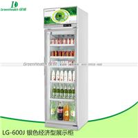 供应单门饮料展示柜玻璃门冷柜
