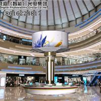 供应步步高升旋转屏|沈阳高铁站广告机