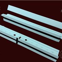 供应烤漆龙骨32平面凹槽45立体凹槽贯通龙骨