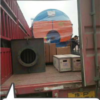 供应6吨卧式燃气蒸汽锅炉鼎盛锅炉